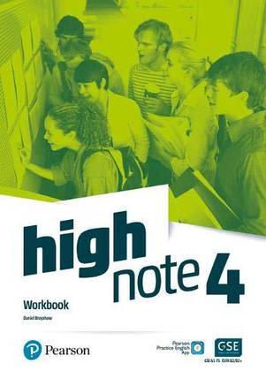 High Note 4 Workbook, фото 2