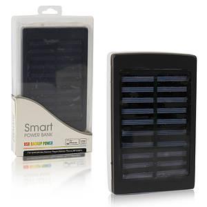 Зарядное устройство Power Bank Solar PB 20000 Черный 149781