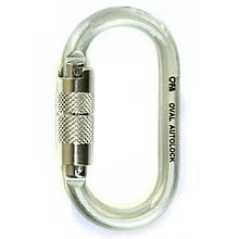 Карабин First Ascent Oval Autolock
