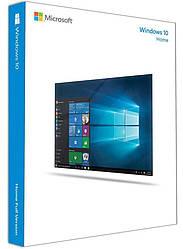 Програмне забезпечення Microsoft Windows 10 Home 32-bit/64-bit Ukrainian USB P2 (RC)