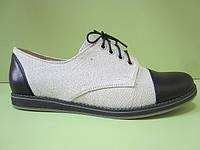 """Мужская обувь """"Комфорт"""" черный нос"""