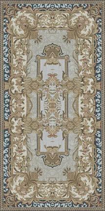 Декор Kerama Marazzi Орнамент беж обрезной Ковры 120х240 TG\A09\SG5918R, фото 2