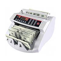 Счетчик банкнот Bill Counter 2108 c детектором UV Счетная машинка детектор валют