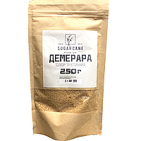 Цукор Тростинний Демерара (250 г)