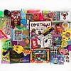 Игровой набор Рюкзачок trips & kids красный для девочек 6-10 лет, фото 4
