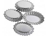 Набір форм для випічки з нерж. сталі (4шт) ТМEMPIRE