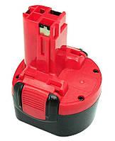 Аккумулятор для шуруповерта Bosch 2607335707 1.5Ah 9.6V красный