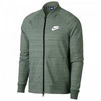 Мужская толстовка Nike M NSW JKT AV15 Knit 896896-365