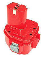Аккумулятор для шуруповерта Makita 1220 2.0Ah 12V красный