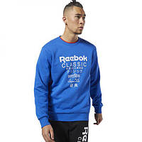 Толстовка Reebok Gp Unisex Fleece Crew DQ0897, фото 1