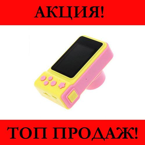 Детский цифровой фотоаппарат Smart Kids Camera V7- Новинка