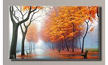 Картина на холсте Осень 2  для интерьера