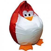 Пуфик детский Хатка Пингвин Королевский (до 5 лет)