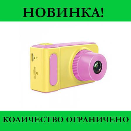 Детский цифровой фотоаппарат Smart Kids Camera V7, фото 2