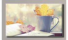 Картина на холсте Осень  для интерьера