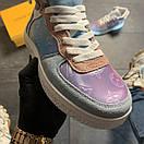 Louis Vuitton Boombox White Violet, фото 6