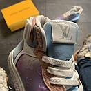 Louis Vuitton Boombox White Violet, фото 7
