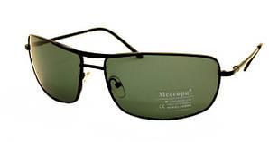 Солнцезащитные очки СТЕКЛО B167 черные