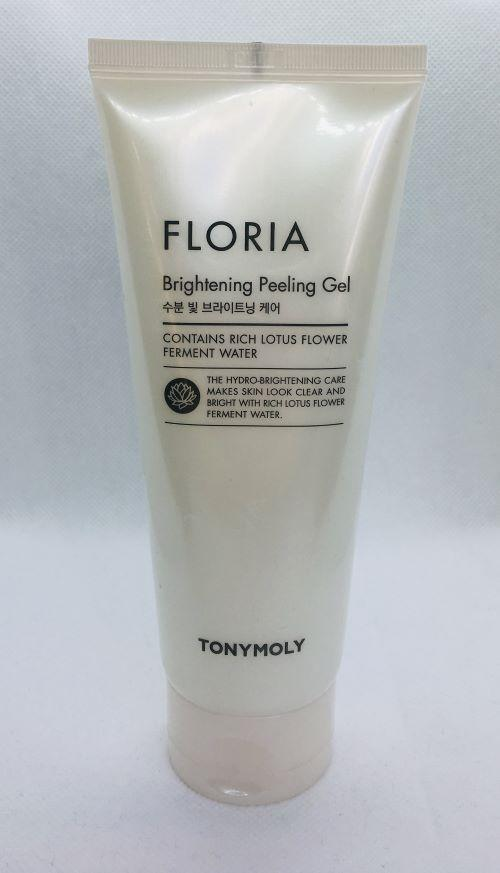 Осветляющий пилинг для лица Tony Moly Floria Brightening Peeling Gel