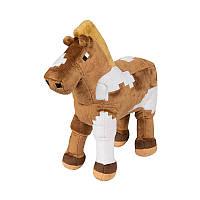 "JINX Плюшевая игрушка Minecraft 13"" Horse Plush Brown"