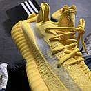 Adidas Yeezy Boost 350 v2 Yellow, фото 6