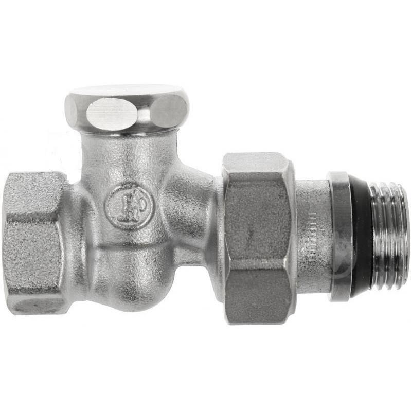 """Клапан відсічний прохідний (прямий) 1/2"""" R17Х033 Giacomini (Італія)"""