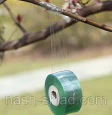 🎯 Лента прививочная Grafting Tape  для прививки и окулировки 100 метров, фото 3