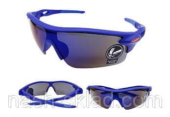 🕶 Вело солнцезащитные очки ,  цвет луна, фото 2