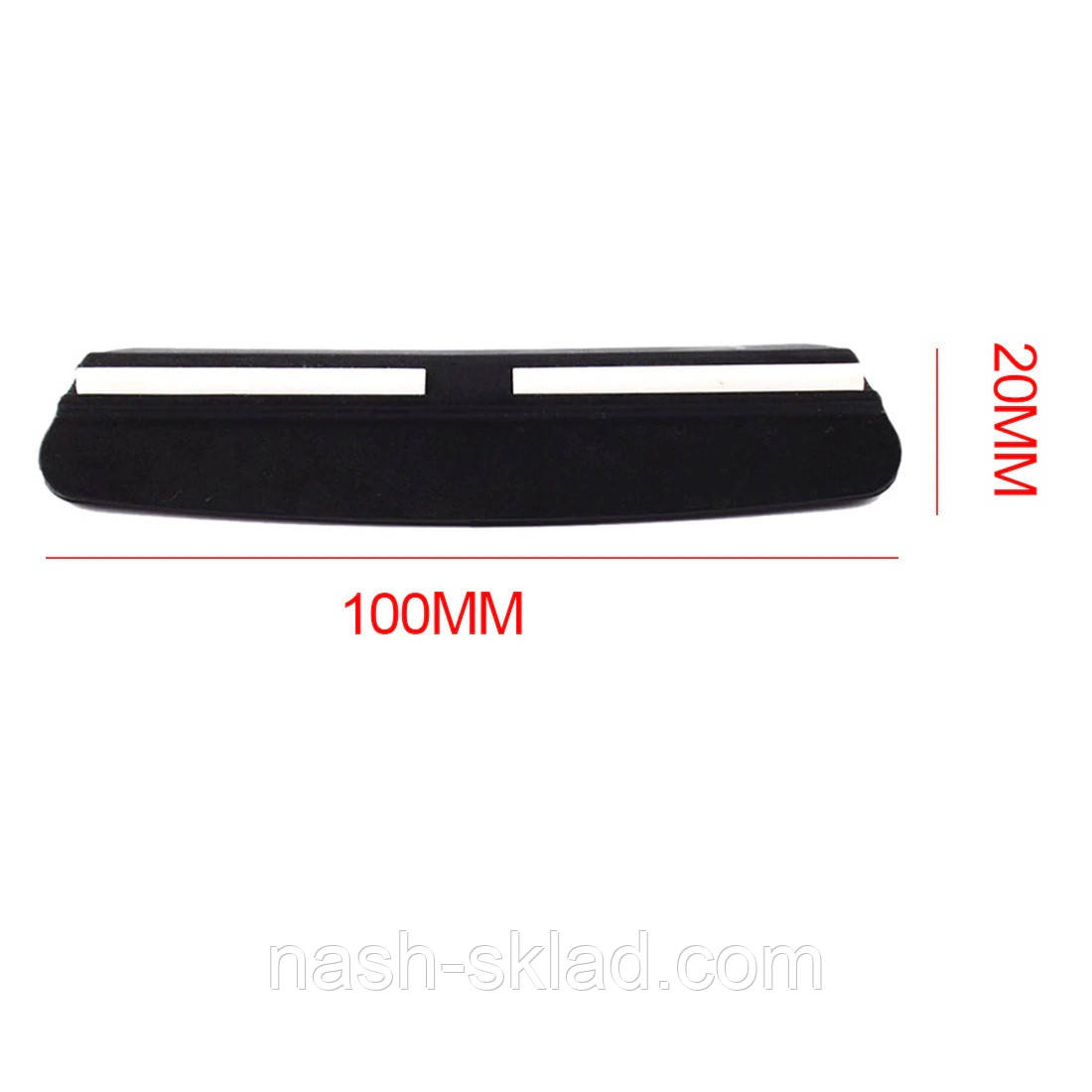 Направляющая для заточки ножей, 10 смx 2см