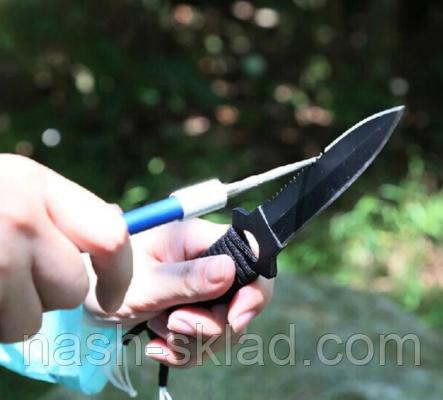 Точилка для ножей карманная алмазная