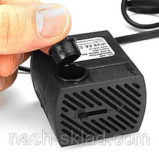 Маленький электрический насос для аквариумов, фото 3