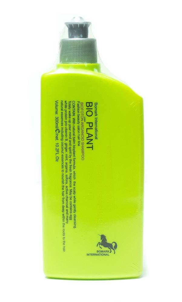 Шампунь с маслом арганы Bio Plant Biofoton Delicate 300 мл
