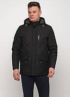 Мужская демисезонная куртка Danstar черный