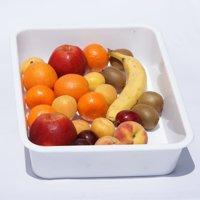Лоток пищевой №3 (6,5 л) белый