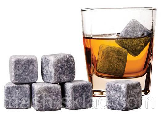 Эффективные камни для виски Whiskey Stones, фото 2