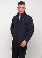Мужская демисезонная куртка Danstar синий