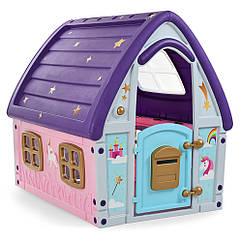 Детский пластиковый домик Unicorn Grand House 22-561