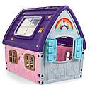 Детский пластиковый домик Unicorn Grand House 22-561, фото 4