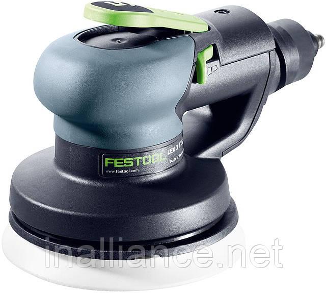 Пневматическая эксцентриковая шлифовальная машинка LEX 3 125/5 Festool 691141