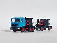 Wiking масштабная модель автомобиля MAN Teerkocher со спец оборудованием, масштаба 1/87, H0, фото 1