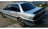 Ветровики Mitsubishi Galant VI Sd 1988-1992  дефлекторы окон