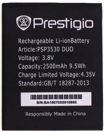 Аккумуляторная батарея PRESTIGIO PAP3530/3531/3532/7530 2200 mAh для PSP3530/3531/3532/7530 АА класс, фото 2