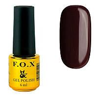 Гель-лак для нігтів FOX City Chic №527 6 мл