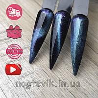 Гель лак для ногтей кошачий глаз 24д №4  от Sweet  Nails 8мл