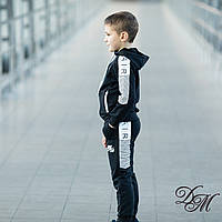 Спортивний костюм на хлопчика з написами .Р-ри 98- 122