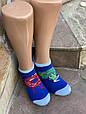Женские носки стрейчевые Montebello разный принт на правой и левой ноге 35-40 12 шт в уп микс 3 цветов, фото 6