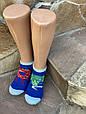 Женские носки стрейчевые Montebello разный принт на правой и левой ноге 35-40 12 шт в уп микс 3 цветов, фото 8