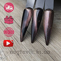 Гель лак для ногтей кошачий глаз 24 Д №6  от Sweet  Nails 8мл