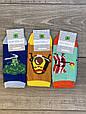 Женские носки стрейчевые Montebello разный принт на правой и левой ноге 35-40 12 шт в уп микс 3 цветов, фото 10