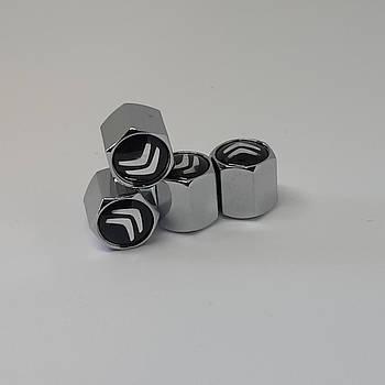 Колпачки на ниппеля Citroen (4шт)